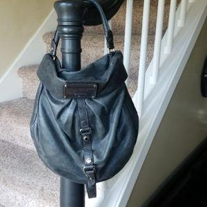 Dark gray purse